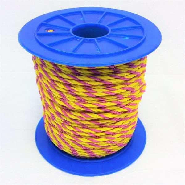 Barricade rope
