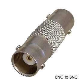 BNC to BNC coupler