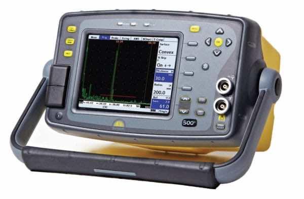 Sitescan 500S ultrasonic flaw detector