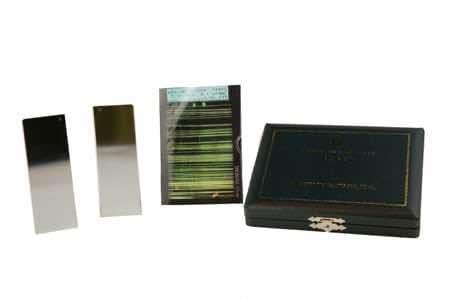 Nickel chrome test panels - twin 30 micron